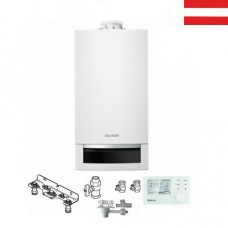 Paket Buderus Brennwert Gas Therme GB172